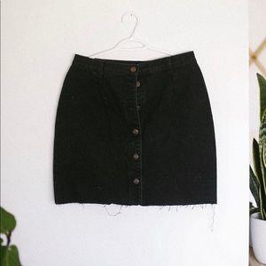 Dresses & Skirts - Vintage denim skirt